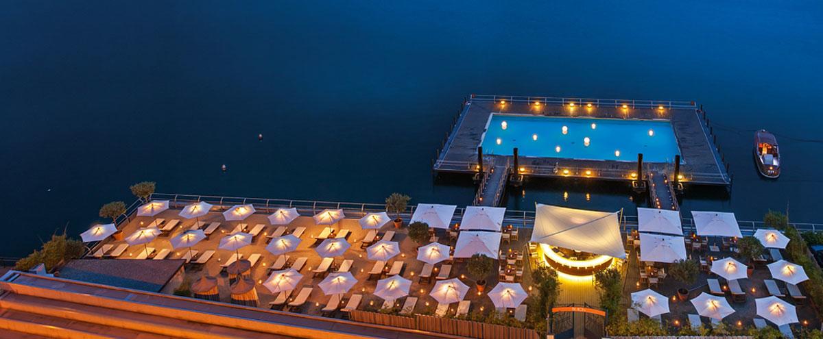 Gourmet experience: luxury restaurants hotel on Lake Como - Grand ...