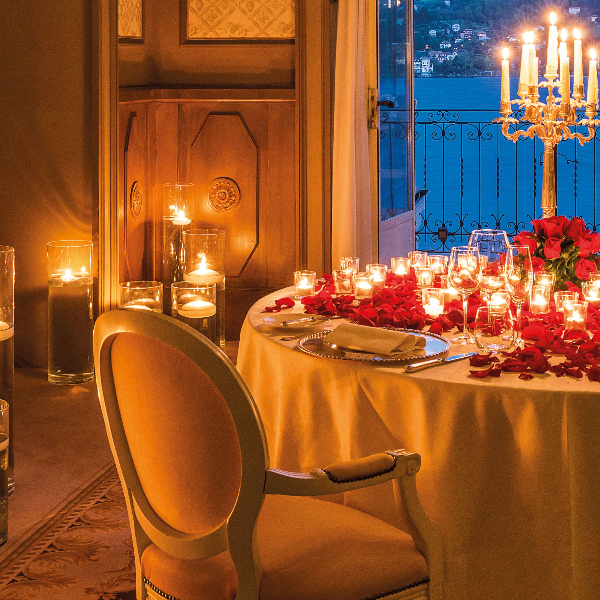 Gourmet Experience Luxury Restaurants Hotel On Lake Como
